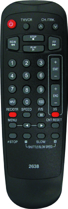 CONTROL REMOTO PREMIUM CODIGO 2638  VIDEO